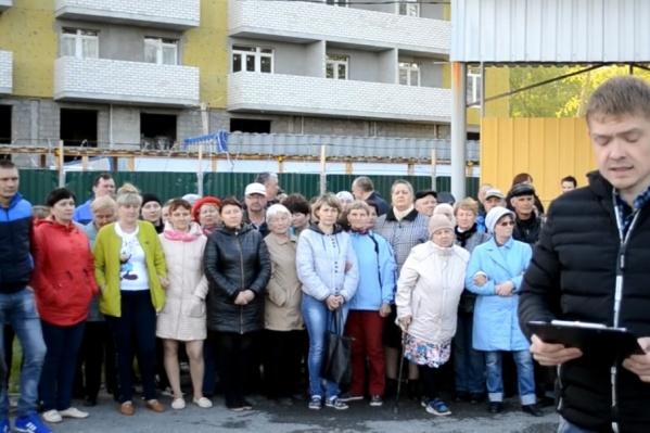 Тюменцы, столкнувшиеся с проблемами, записывают обращение Владимиру Путину для «Прямой линии»