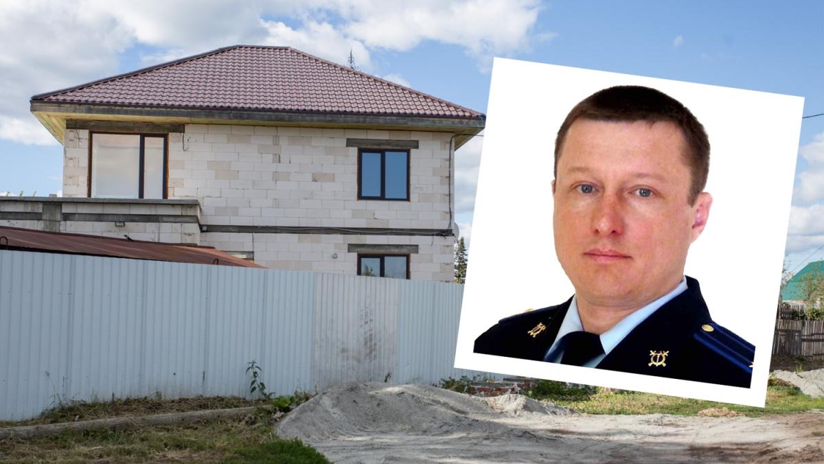 После увольнения строительство коттеджа Рифу Биктимирову придётся отложить. А может быть, и не придётся