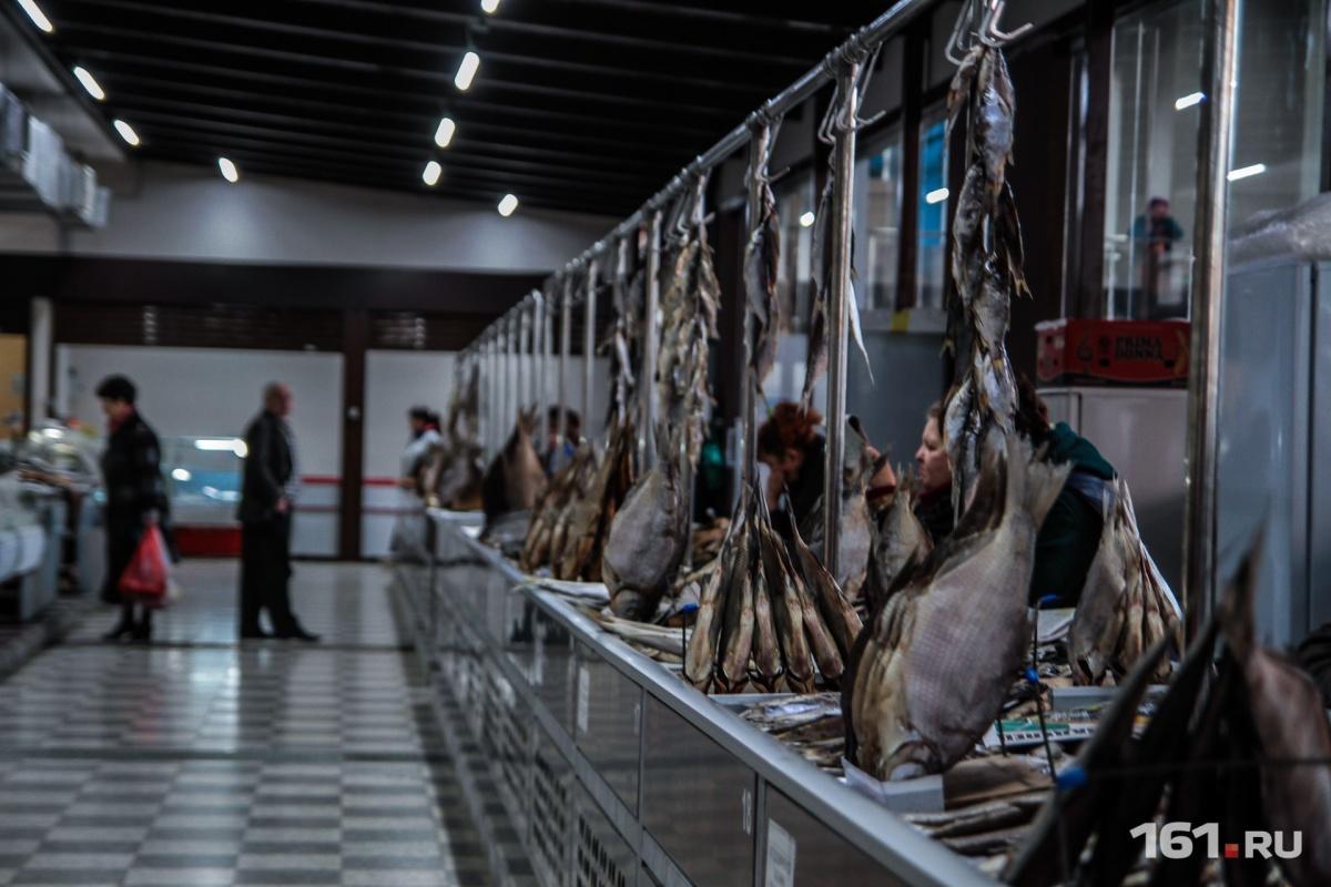 Мелких п р оизводителей рыбы будут объединять в кооперативы