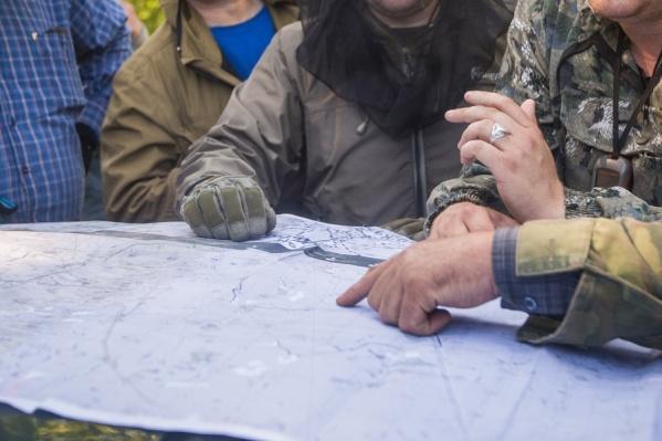 Пропавших нашли в лесу с переохлаждением