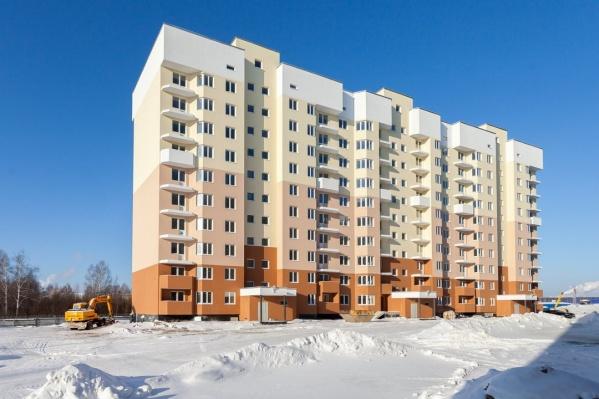 ЖК «Кольцовский дворик» находится в границе улиц Авиаторов — Ракетной — Спутников