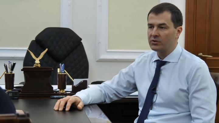 «Очень тяжёлая ситуация»: мэр Ярославля прокомментировал арест своего заместителя Рината Бадаева