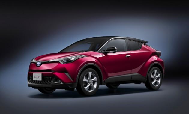 Toyota официально пообещала мини-RAV4 для России