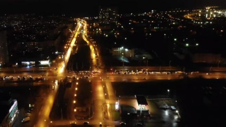 На улице Ташкентской открыли движение