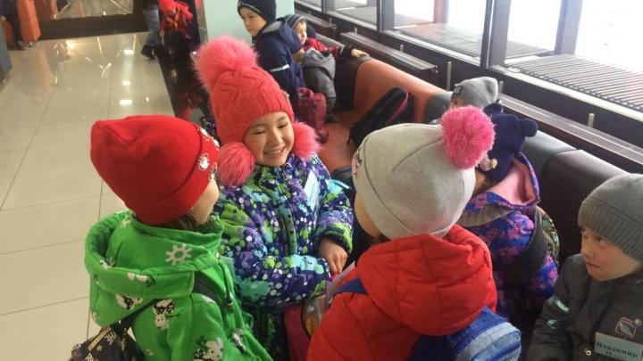 «Волнуемся за них»: ещё 250 детей из Сибая отправили греться под крымским солнцем