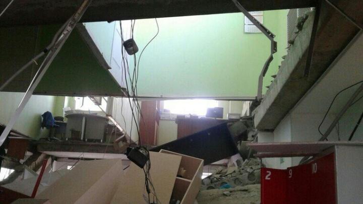 Обрушившееся здание на Бурова-Петрова при вводе в эксплуатацию прошло все необходимые экспертизы