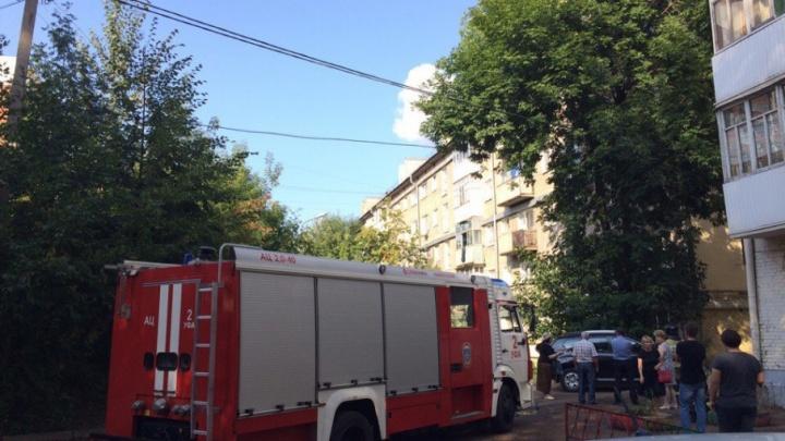 В уфимской пятиэтажке ищут бомбу