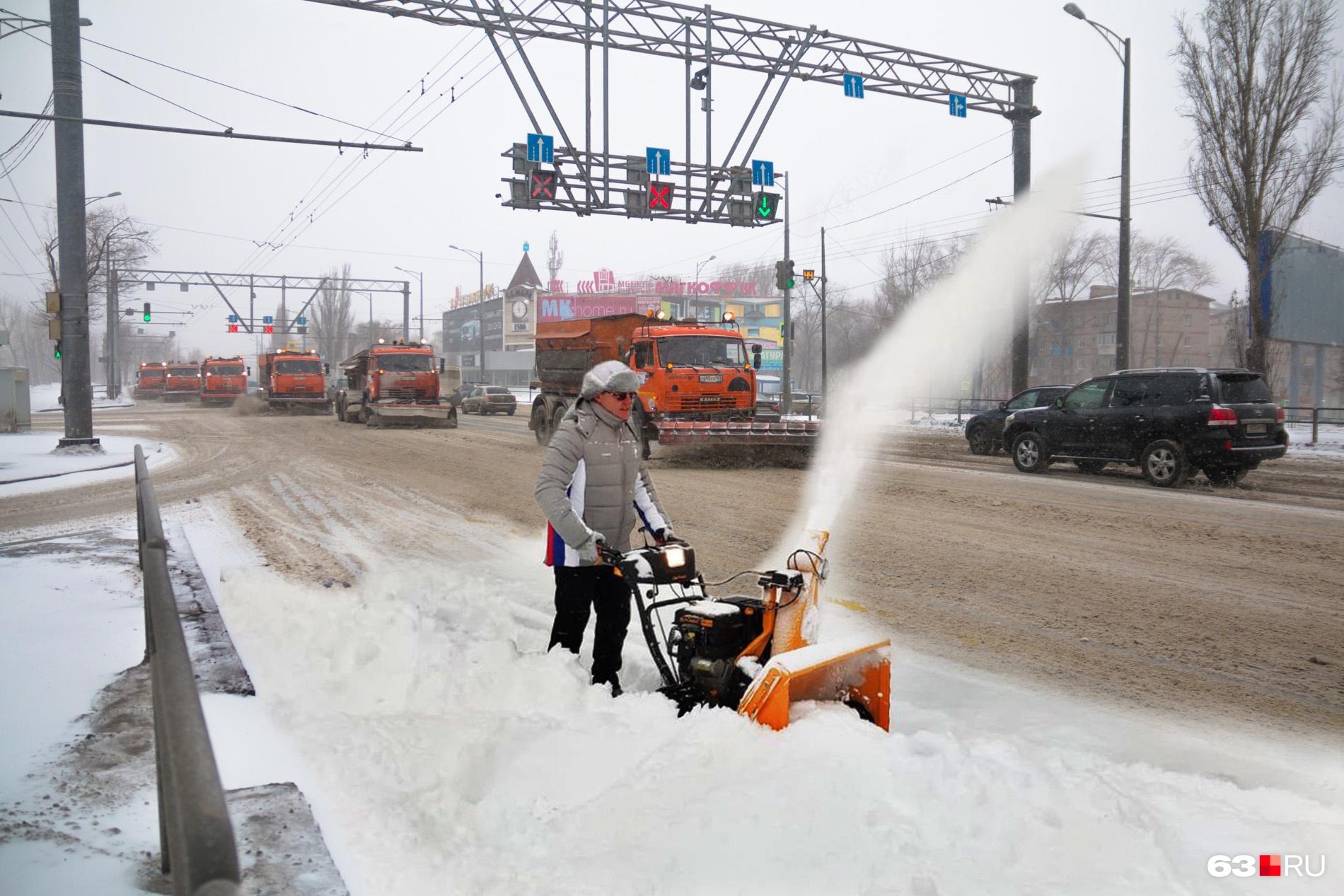 Снега еще много, Дмитрий Игоревич