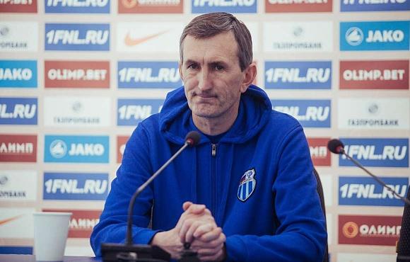 «Победа досталась струдом»: тренер волгоградского «Ротора» назвал тяжёлой игру с «Зенит-2»