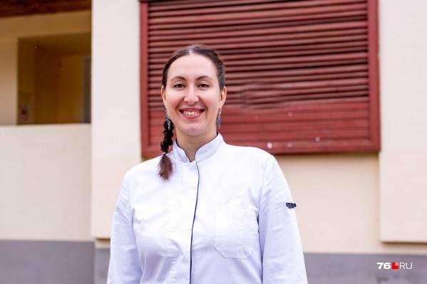 Анна почти год работает в Пречистом по программе «Земский доктор»