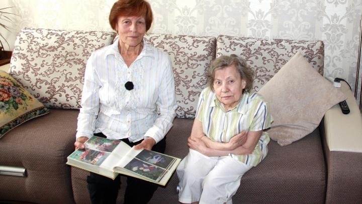 70-летняя пенсионерка стала опекуном для своей 82-летней подруги