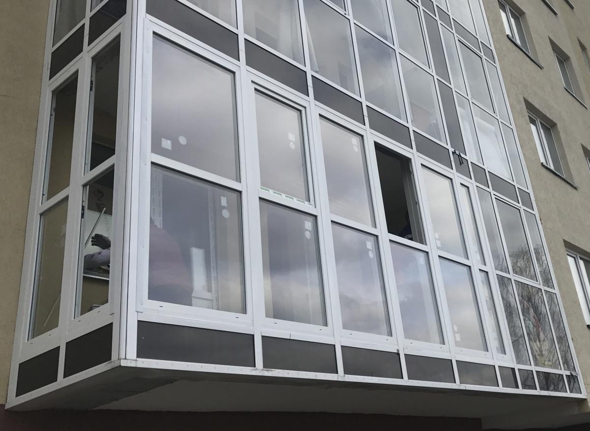 Остекление балкона куда жаловаться самара гермес остекление балконов