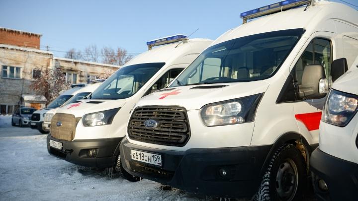 Налоговая проверит нового владельца машин скорой помощи в Екатеринбурге