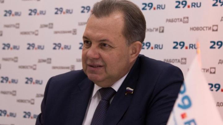 «Почва для провокаций и терактов»: сенатор Виктор Павленко — об антимусорном протесте в Поморье