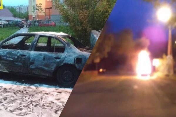 Утром владельца автомобиля ждал неприятный сюрприз
