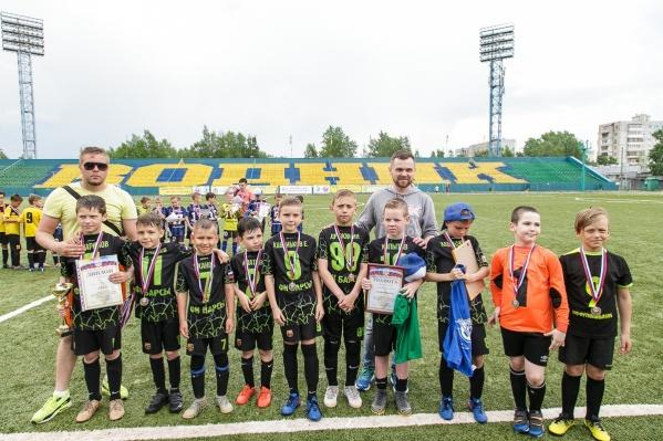 Команда «Барсы» стала победителем регионального этапа