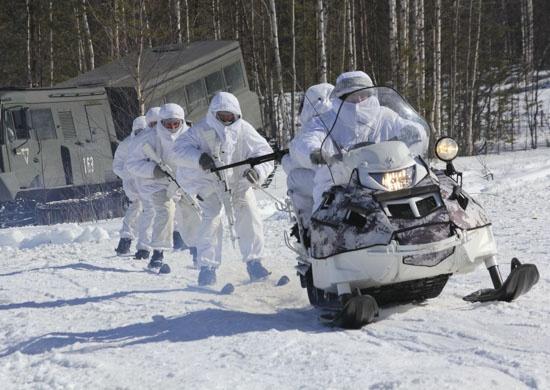Полигон в Рощинском примет самые крупные зимние военные учения