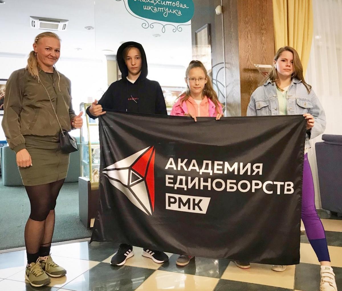 Екатеринбуржцы, завоевавшие медали на первенстве по джиу-джитсу. Справа— Маргарита Шишова, которая теперь поедет на Кубок мира