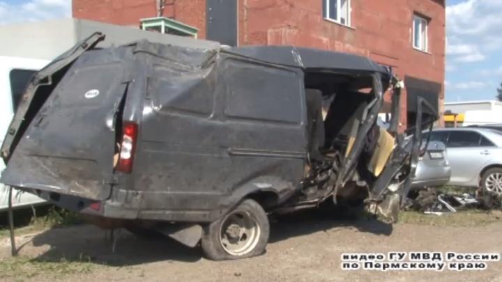 В Прикамье осудят водителя, который пьяным сел за руль и устроил смертельное ДТП