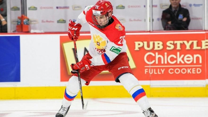 Студент Чайковского института физкультуры вошел в сборную России по хоккею