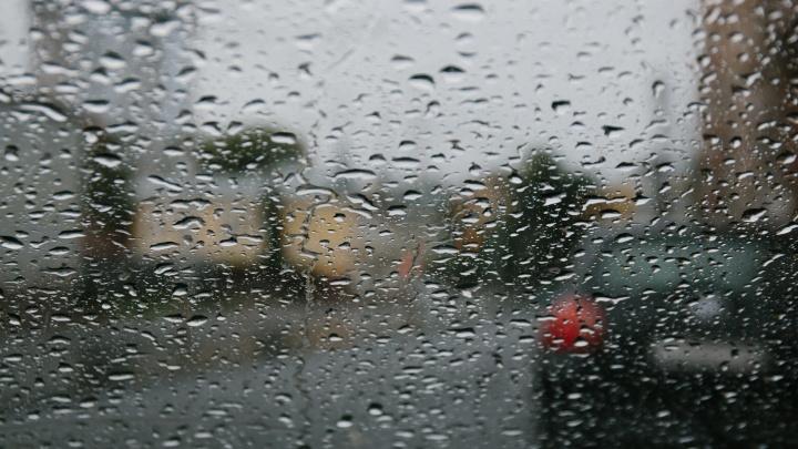 Сильный ливень и град: в Самарской области объявили штормовое предупреждение