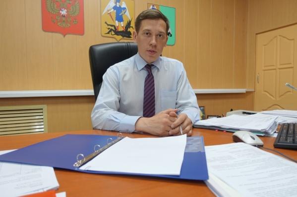 Теперь Виктор Парфёнов три года не сможет занимать государственные должности