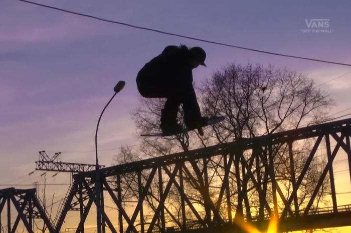 Знаменитые европейские сноубордисты оценили Новосибирск