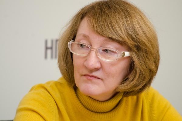 Ольга Молчанова возглавляла министерство экономического развития с 2014 года и успела поработать при двух губернаторах
