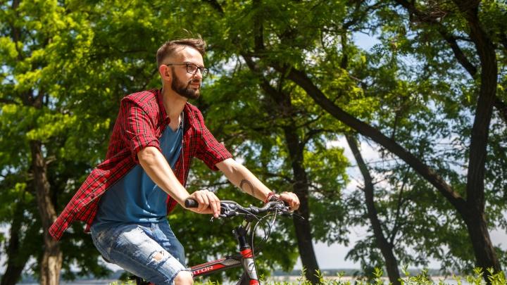 В Волгограде 26 мая пройдет очередной майский велопарад