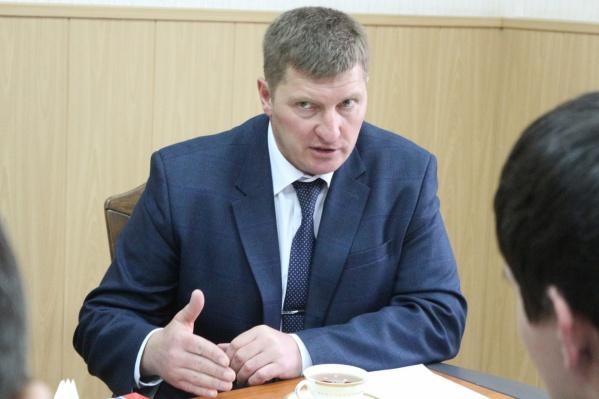 Андрей Иванюта покинул свой пост добровольно