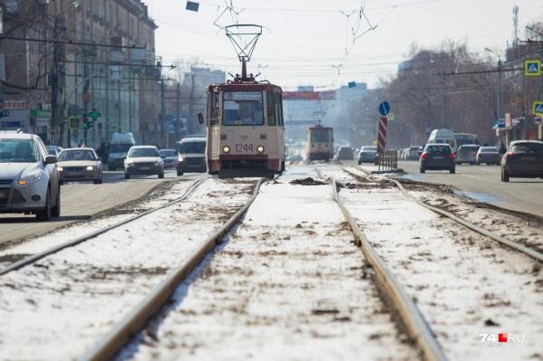 В дополнительных трамваях нуждаются все городские маршруты