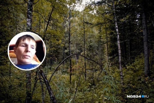 Юрий Поддубный ушел в лес 10 сентября