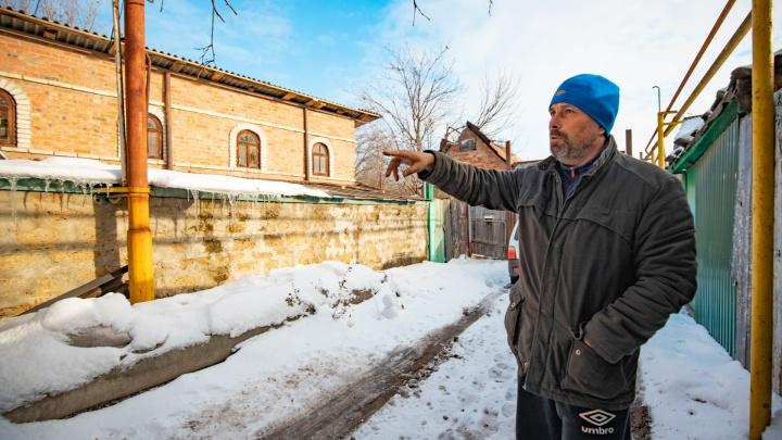 «Докажите, что вы здесь жили»: ростовчанин семь лет борется с властями за свою землю