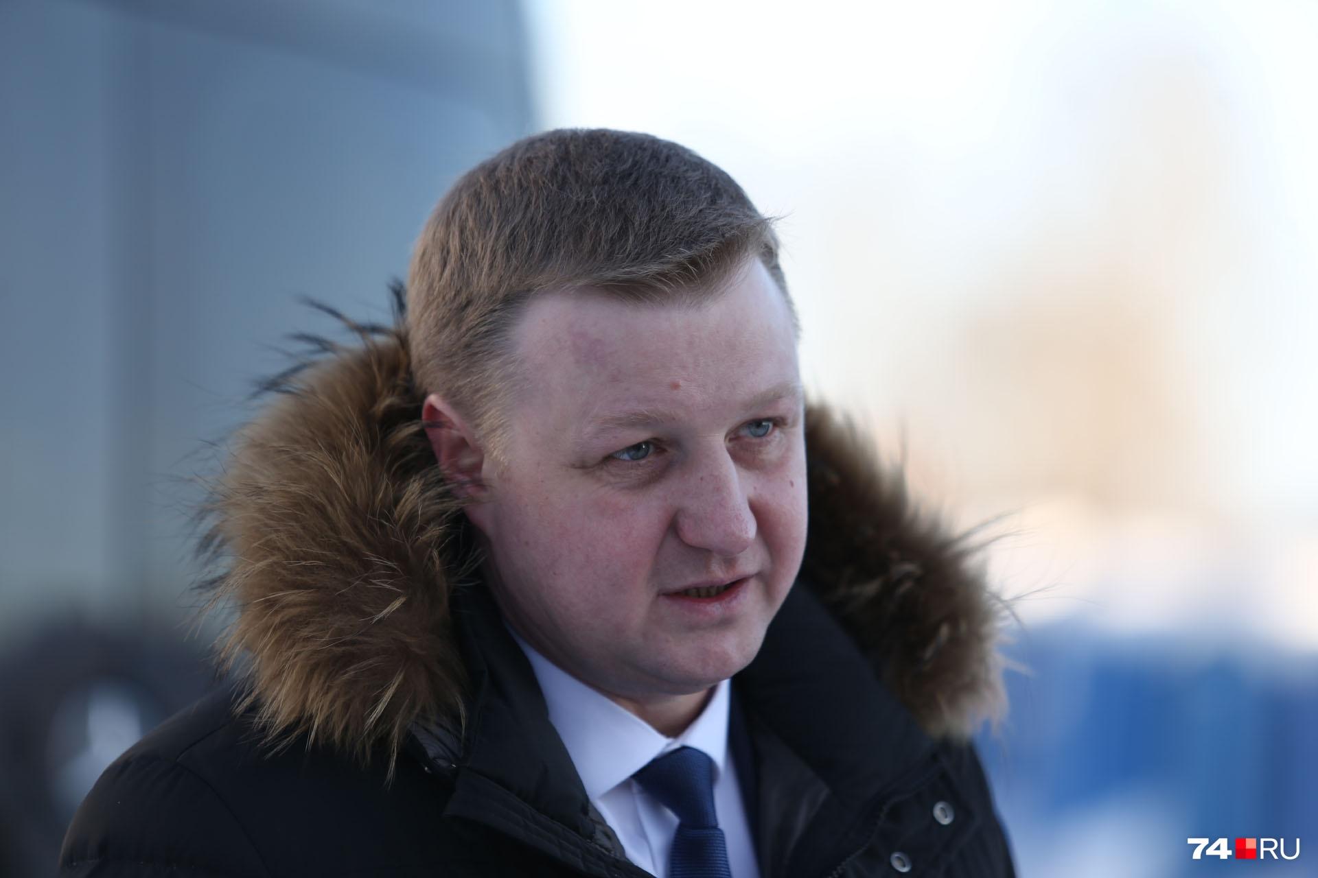 Евгений Пашков озвучил стоимость здания школы — более 800 миллионов рублей