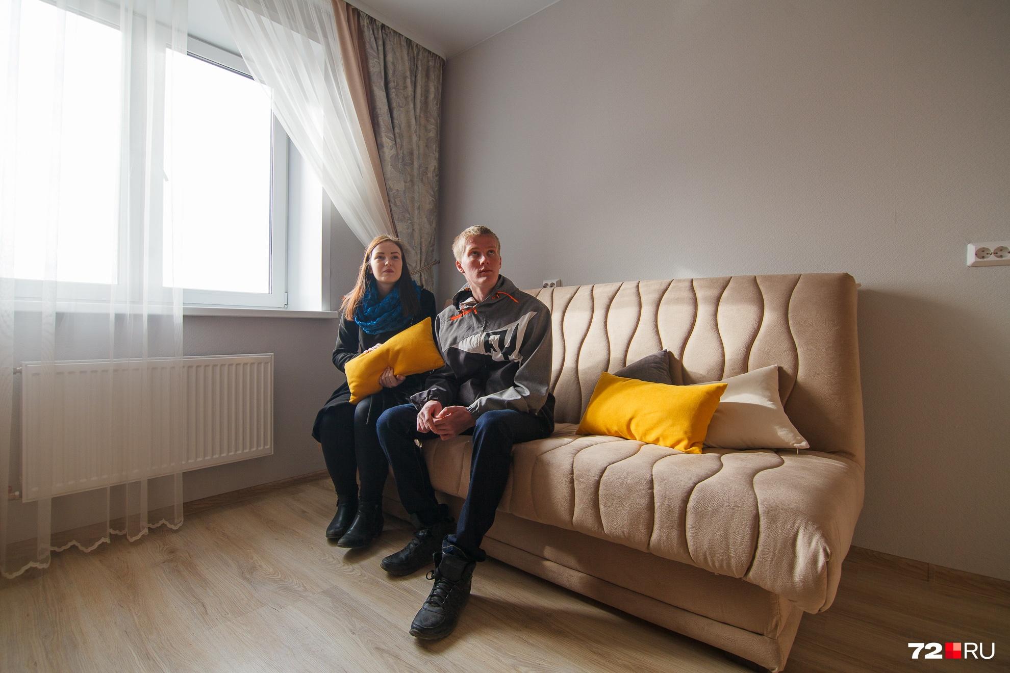 Не ленитесь описать каждый уголок вашего любимого дивана
