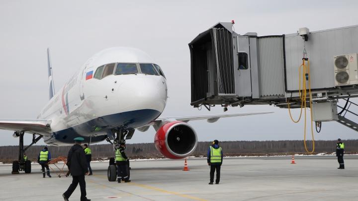 Летим на запад: количество рейсов из Нижнего Новгорода до Калининграда увеличили вдвое