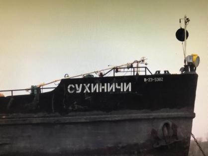 В Волгограде утонул помощник капитана сухогруза