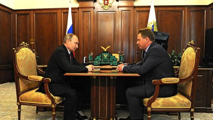 Ушёл в отставку омич, который был губернатором Севастополя