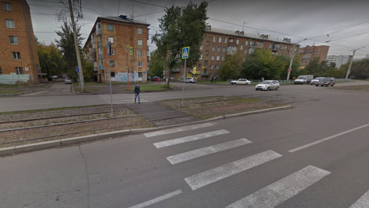 На Щорса автобус задавил пенсионерку на пешеходном переходе