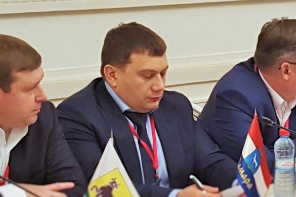 Владимир Терентьев работал в мэрии с 2012 года