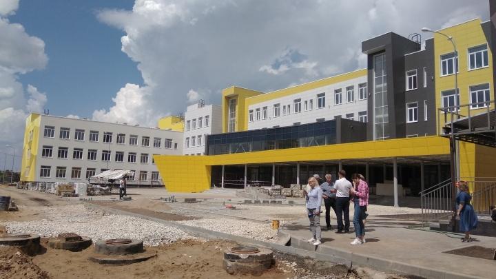 С «вредными советами» на стенах: как будет выглядеть школа в Южном городе-2?