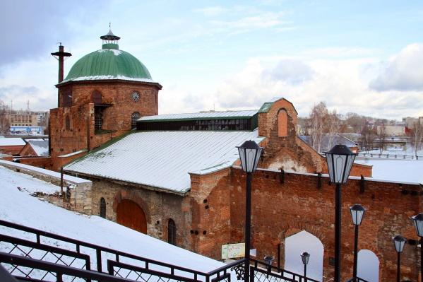 Музей в Полевском —один из удачных примеров того, как промышленное здание получило новую жизнь