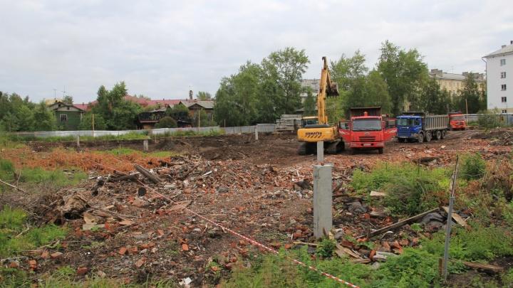 Трагедия, но «по закону»: как в Архангельске без археологической экспертизы строят жилой комплекс