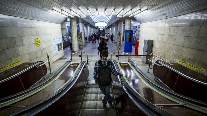 В метро начали ломаться камеры видеонаблюдения — подземка закупает новые