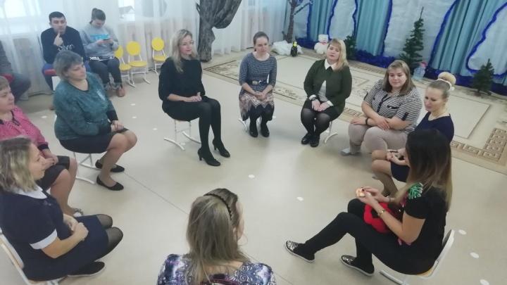 В детсаду на Крупской создали службу психологической поддержки для педагогов