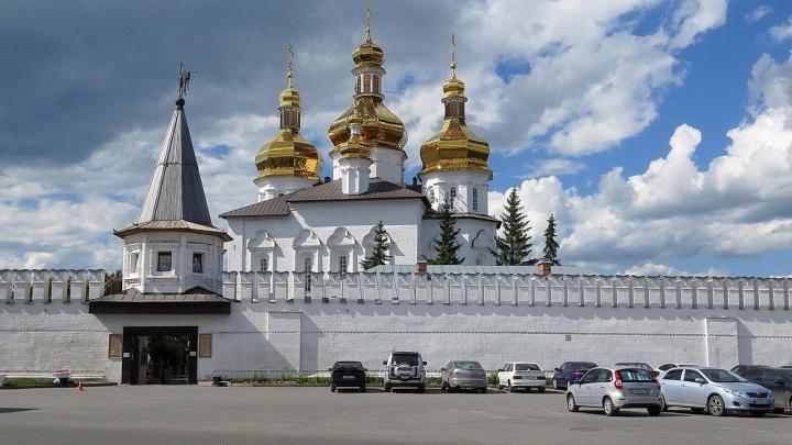 Будут использовать сусальное золото: Свято-Троицкий монастырь отреставрируют за 200 бюджетных млн