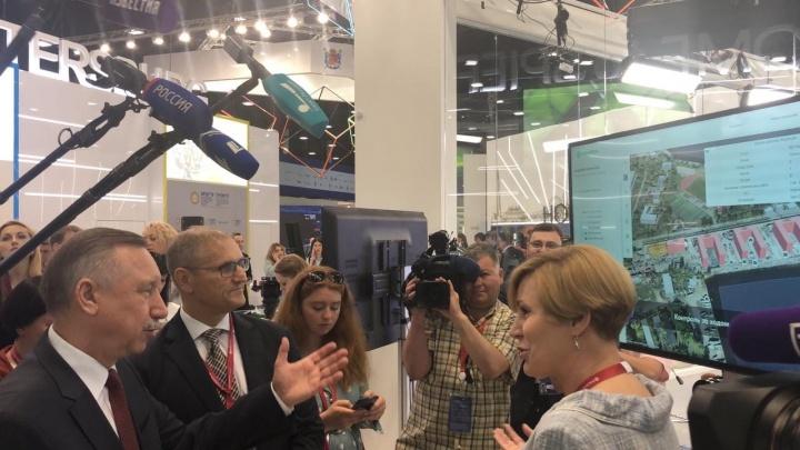 МегаФон создал «Цифрового двойника» российского города