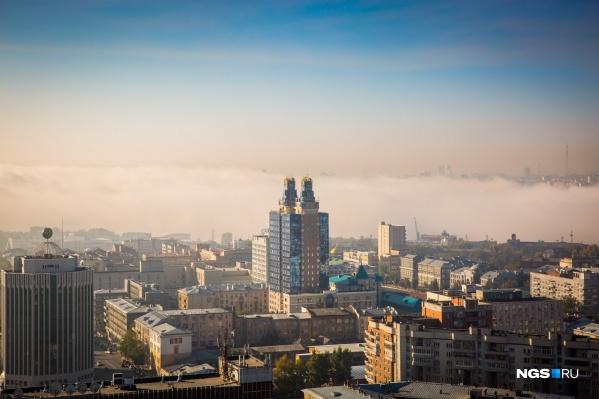 Новосибирск — третий город в России по численности населения