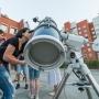 А вы знали, что под куполом Дворца детского творчества есть обсерватория? Мы заглянули туда
