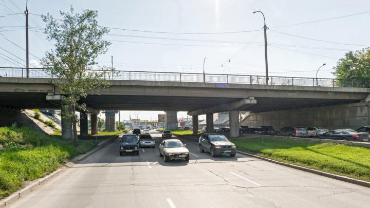 Строители четвёртого моста отремонтируют старый мост над Ипподромской